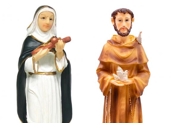 Paróquia Santa Rita de Cássia e São Francisco de Assis
