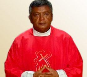 Pe. José Ribamar Silva Santos (Ribamar)