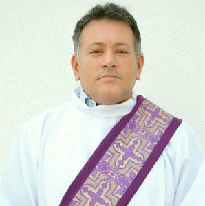 Diác. Antônio de Jesus Silva Lima