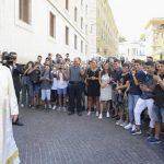 Papa às Pontifícias Academias: saibam falar aos corações dos jovens