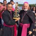 Visita da Imagem de Nossa Senhora Aparecida - Diocese de Viana