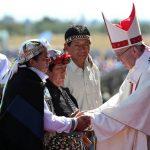 Em Missa em Temuco, no Chile, Papa destaca dom da unidade