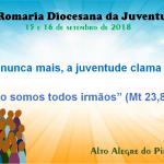 VII Romaria Diocesana da Juventude