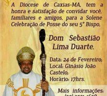 Missa de posse de Dom Sebastião Lima Duarte