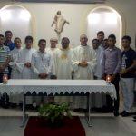 Fotos dos seminaristas