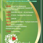 Formação sobre Pastorais Sociais