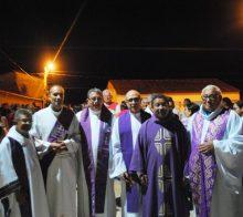 Missa de despedida de Dom Sebastião em Viana