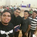 Missão de Páscoa dos seminaristas da Diocese de Viana