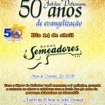 Comemoração do Jubileu Dehoniano 50 anos