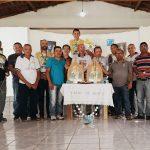 Na manhã de sábado (21/04), a Coordenação do Terço dos Homens reuniu-se