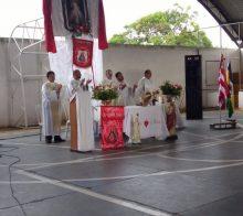 Festa do Apostolado da Oração em  São Bento Bacurituba