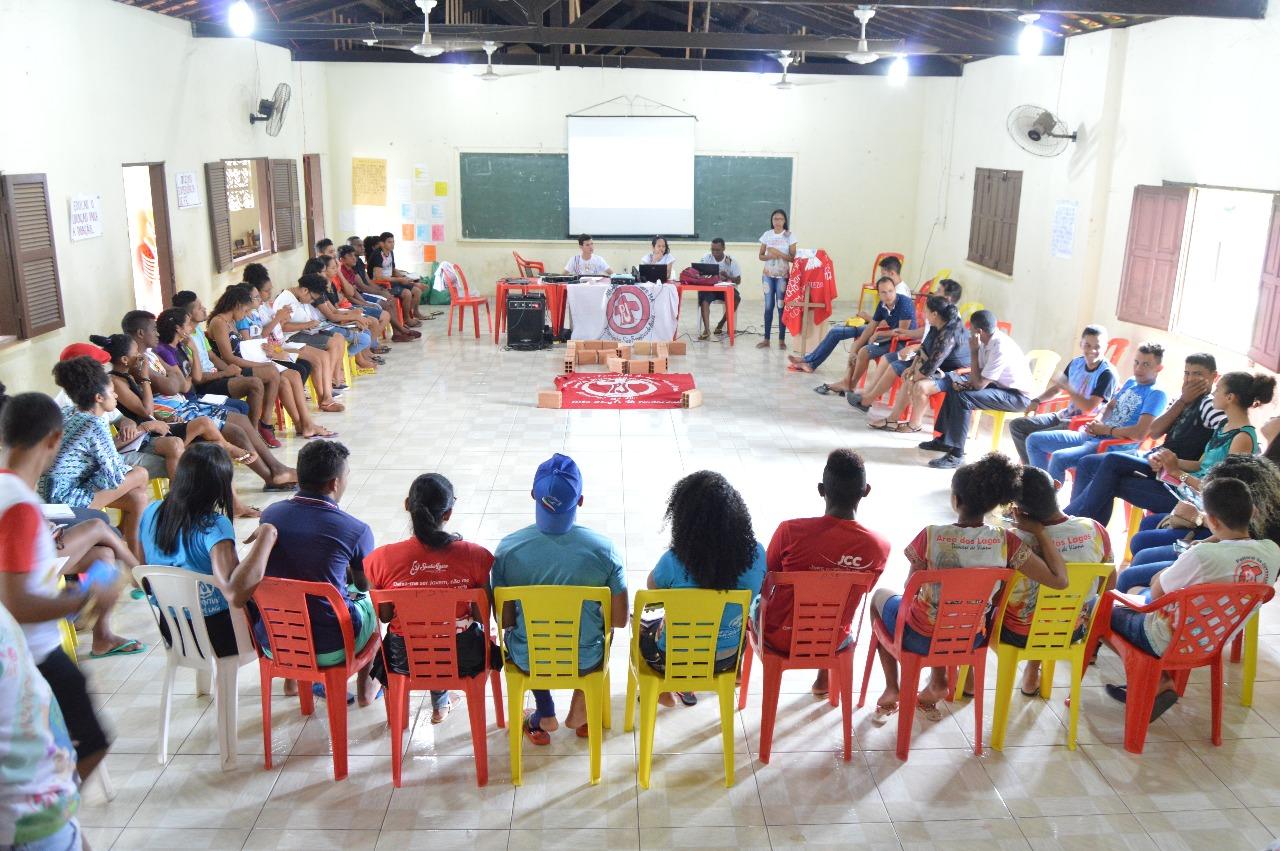 RCDPJ -Reunião da Coordenação Diocesana da Pastoral da Juventude