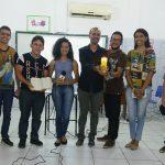 Estiveram reunidos na manhã de domingo (29/04) a Equipe Ampliada da Pastoral da Comunicação