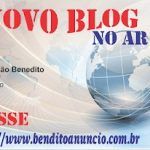 Blog no ar