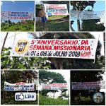 Semana Missionaria em São Vicente de Ferrer