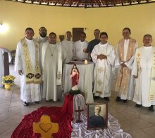 Celebração da Solenidade do Sagrado Coração de Jesus