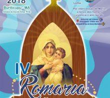 Participe da IV Romaria Diocesana promovida pelo Terço dos Homens Mãe Rainha