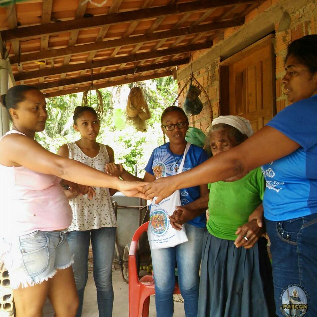 5° anos da Semana Missionaria em São Vicente Férrer -MA