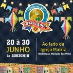 A Paróquia São Pedro Apóstolo de Pindaré-Mirim, convida a todos. Participe!