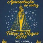 Lançamento do Cartaz e Camisa Oficial do Festejo de Nossa Senhora de Nazaré em Vitória do Mearim – MA