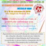 CONCURSO DE CARTAZ E HINO OFICIAL