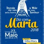 """""""Donde me vem esta honra de vir a mim a mãe do meu Senhor?"""" (Lc 1,43). Este será o tema do Dia com Maria 2018 em Vitória do Mearim-MA…"""