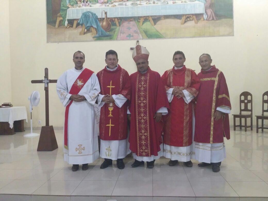 Missa em Ação de Graças ao Dia do Diácono