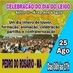 Celebração do Dia do Leigo – Participem !