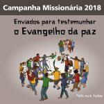 Campanha Missionária quer reforçar a necessidade da superação da violência