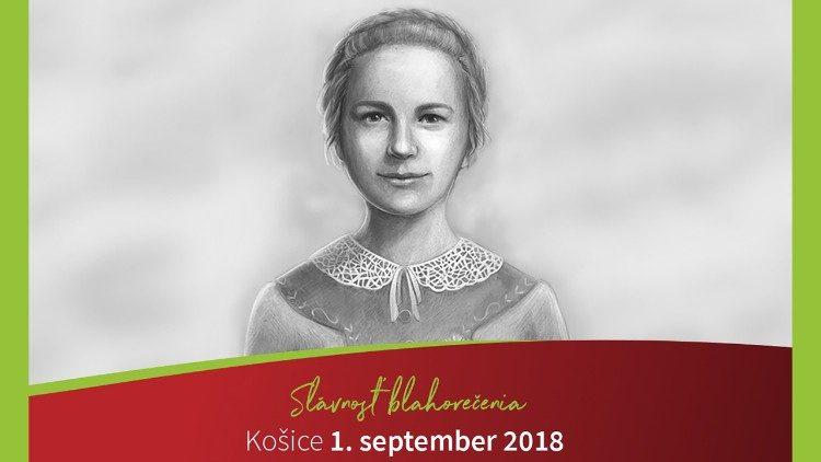 A jovem mártir eslovaca Ana Kolesárová é Beata