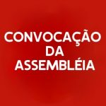 Carta Convocação da Assembléia da Área Pastoral do Pindaré, dias 01 e 02 de Dezembro. Participem!