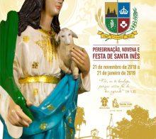 Peregrinação, novena e festa de Santa Inês