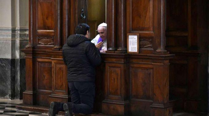 Papa Francisco atenderá confissões de jovens presos durante a JMJ