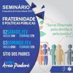 Seminário – Campanha da Fraternidade 2019