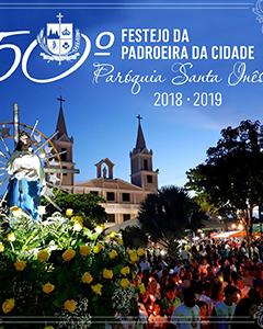Encerramento do festejo da Paróquia Santa Inês
