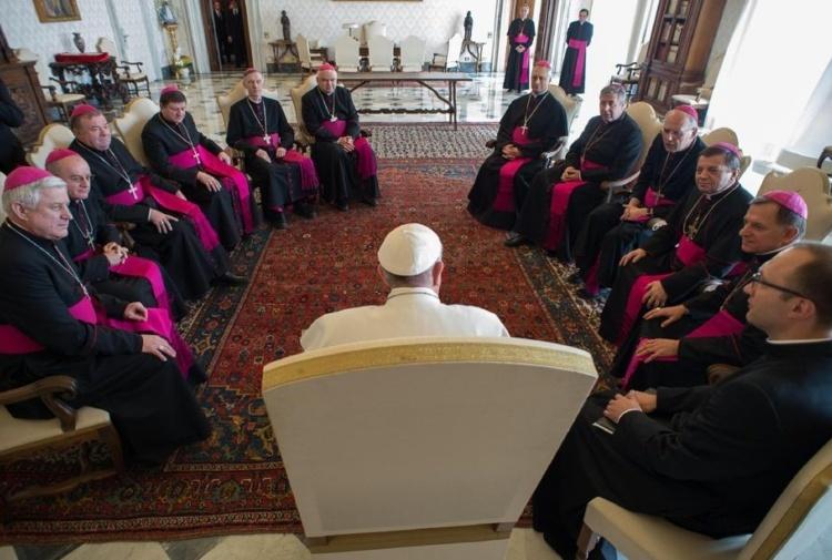 Hierarquia da Igreja Católica