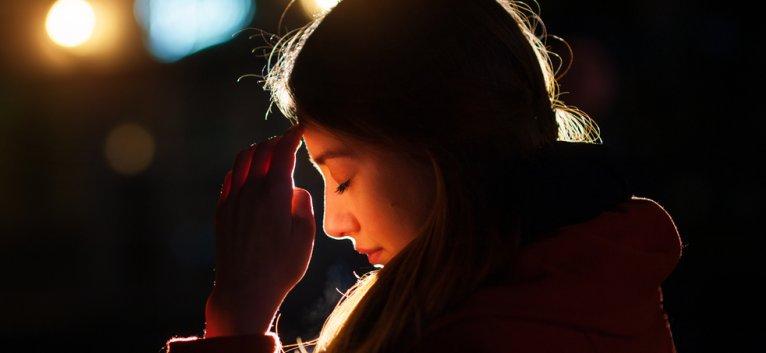 Falsidades na vida de oração