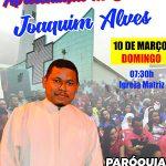 Apresentação do Diácono Joaquim