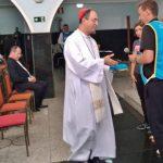 Presidente da CNBB, Cardeal Sergio da Rocha, visita familiares de vítimas de Brumadinho(MG)