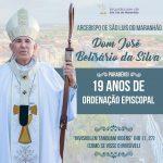 19 anos de Ordenação do Arcebispo Dom José Belisário da Silva