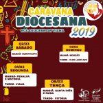A Renovação Carismática Católica (RCC) da Diocese de Viana realizará nos dias 02 a 05 de Março, os tradicionais encontros de carnaval.
