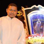 Seminarista Joaquim Alves será ordenado diácono em 23/02