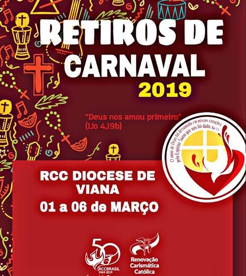 Retiros de Carnaval 2019