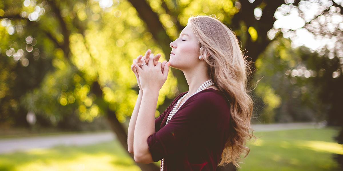 Que tal aprender a ouvir e a falar com Deus?