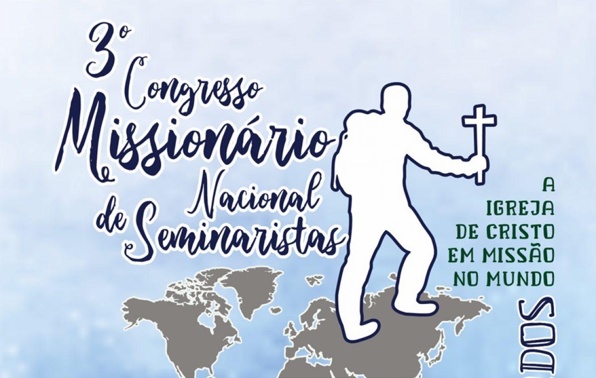 Em sintonia com MME, 3º Congresso Missionário Nacional de Seminaristas abre período de inscrições