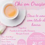 Chá em oração