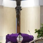 Papa: na Quaresma, pedir a graça da coerência e deixar de ser hipócrita