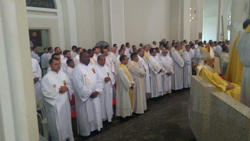 Fotos da Ordenação Episcopal de Dom Evaldo Carvalho