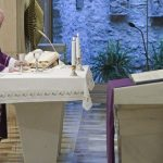 Papa Francisco: ceder à falência é a desolação cristã
