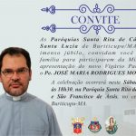 Posse paroquial do Pe José Maria Rodrigues Moreno